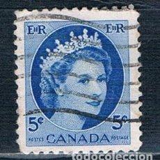 Sellos: SELLOS USADOS CANADA 1954 YVES 271. Lote 150702094