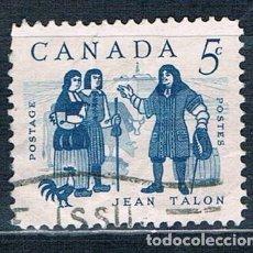 Sellos: SELLOS USADOS CANADA 1962 YVES 325. Lote 150702134