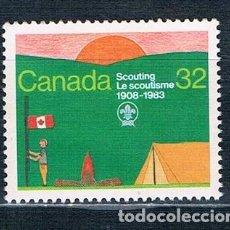 Sellos: SELLOS USADOS CANADA 1983 YVES 852 NUEVO. Lote 150702170