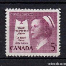 Sellos: CANADA 307** - AÑO 1958 - 50º ANIVERSARIO DE LA ASOCIACION CANADIENSE DE ENFERMERAS. Lote 151406226