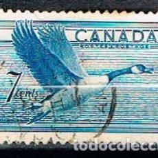 Sellos: CANADA Nº 270, OCA CANADIENSE, USADO. Lote 158264266
