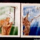 Sellos: CANADA NAVIDAD SERIE DE SELLOS USADOS. Lote 158948585