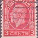 Sellos: 1932 - CANADA - REY JORGE V - YVERT 163. Lote 159326098