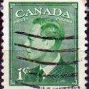 Sellos: 1949 - CANADA - REY JORGE VI - YVERT 231. Lote 159326286