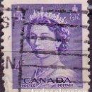 Sellos: 1953 - CANADA - ISABEL II - YVERT 263. Lote 159326394