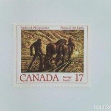 Sellos: CANADÁ SELLO NUEVO. Lote 161797142