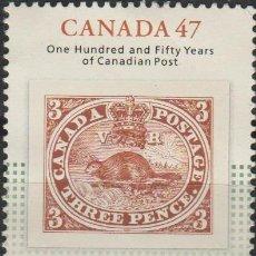 Sellos: LOTE 1 SELLOS SELLO CANADA. Lote 164817534