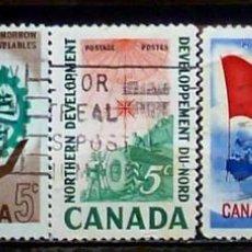 Sellos: SELLOS CANADA - FOTO 034, USADO. Lote 167038284