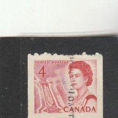 Sellos: CANADA 1967 - YVERT NRO. 381C - USADO -. Lote 170980724