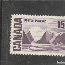 Sellos: CANADA 1967 - YVERT NRO. 385- USADO -. Lote 176139578