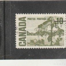 Sellos: CANADA 1967 - YVERT NRO. 384- USADO -. Lote 176139597