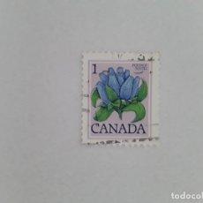 Sellos: CANADÁ SELLO USADO . Lote 178212680