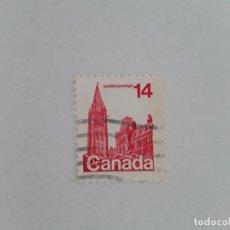 Sellos: CANADÁ SELLO USADO . Lote 178212765
