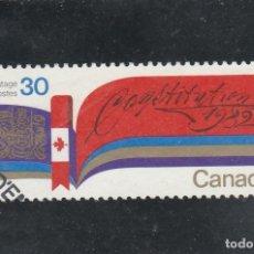 Sellos: CANADA 1982 - YVERT NRO. 791 - USADO - FOTO ESTANDAR. Lote 178950302
