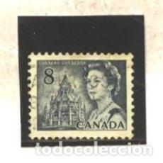 Sellos: CANADA 1972 - YVERT NRO. 470 - USADO - FOTO ESTANDAR. Lote 178950470