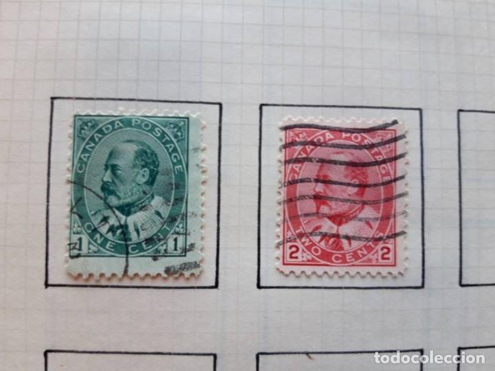 Sellos: Canada 12 hojas de Album de sellos - Foto 4 - 179345307