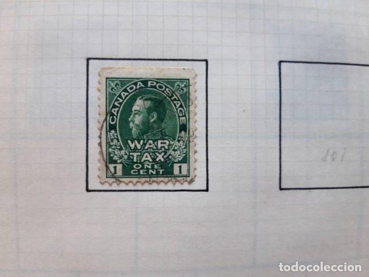 Sellos: Canada 12 hojas de Album de sellos - Foto 9 - 179345307
