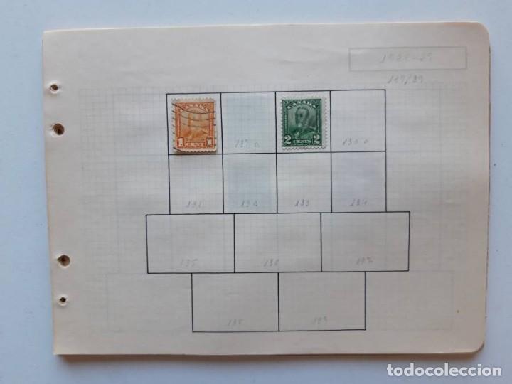 Sellos: Canada 12 hojas de Album de sellos - Foto 12 - 179345307