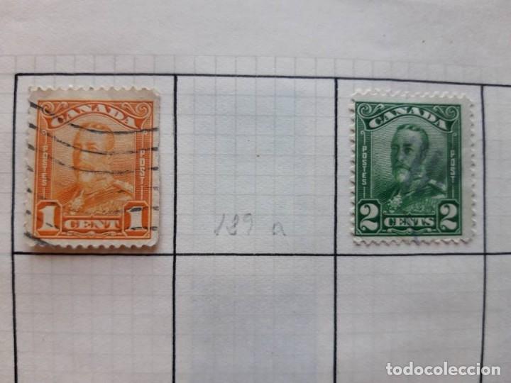 Sellos: Canada 12 hojas de Album de sellos - Foto 13 - 179345307