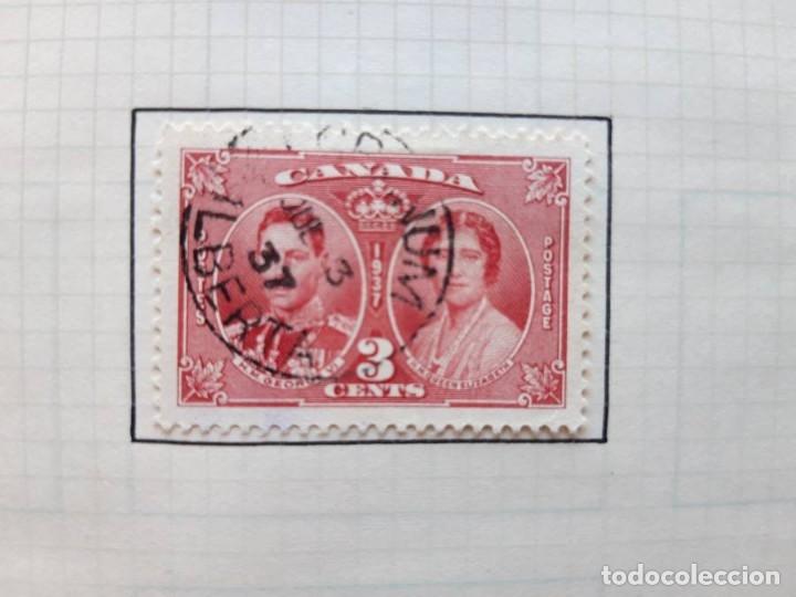 Sellos: Canada 12 hojas de Album de sellos - Foto 24 - 179345307