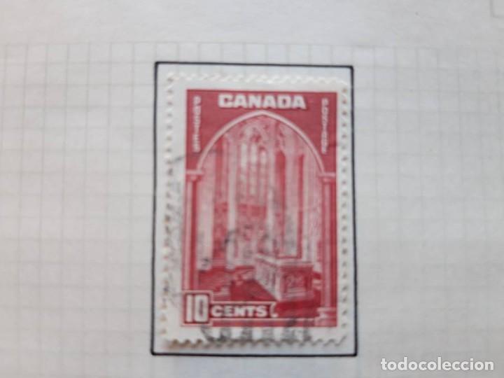 Sellos: Canada 12 hojas de Album de sellos - Foto 26 - 179345307