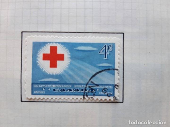 Sellos: Canada 12 hojas de Album de sellos - Foto 8 - 179345316