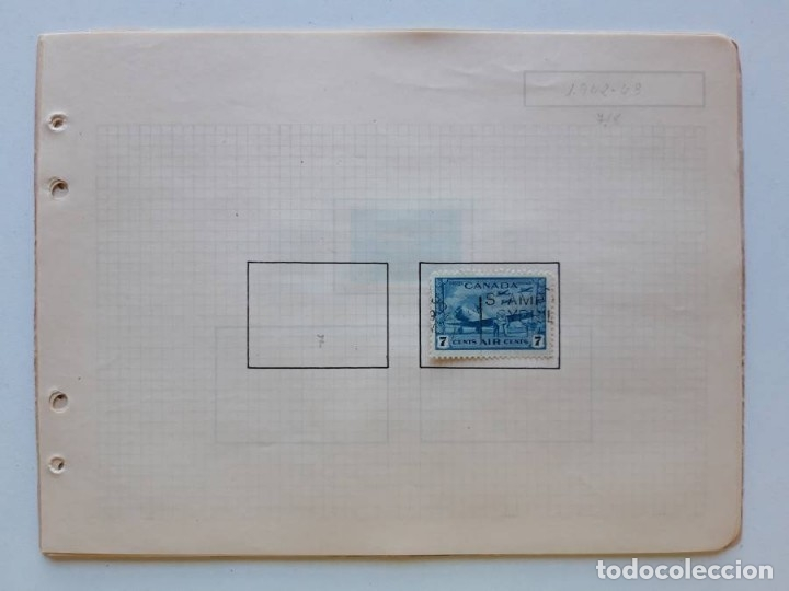 Sellos: Canada 12 hojas de Album de sellos - Foto 13 - 179345316