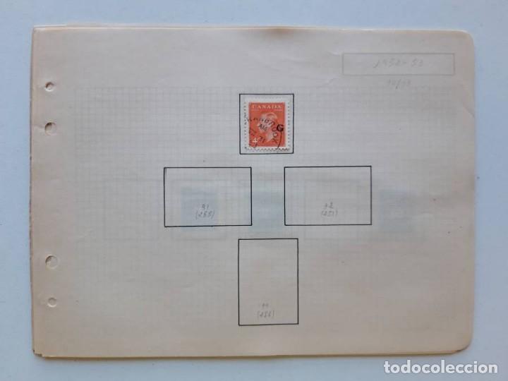 Sellos: Canada 12 hojas de Album de sellos - Foto 17 - 179345316