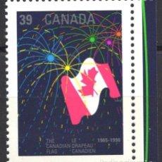 Sellos: CANADA, 1990 YVERT Nº 1148 /**/, SIN FIJASELLOS. Lote 180038731