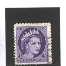 Sellos: CANADA 1954 - YVERT NRO. 270 - USADO - FOTO ESTANDAR. Lote 182690937