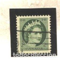 Sellos: CANADA 1954 - YVERT NRO. 268 - USADO - FOTO ESTANDAR. Lote 182691026