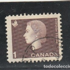 Sellos: CANADA 1962 - YVERT NRO. 328A- USADO - FOTO ESTANDAR. Lote 182694031