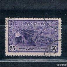Sellos: SELLOS USADOS CANADA 1942/1943 YVES 217. Lote 183037157