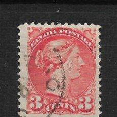 Sellos: CANADA 1871 SCOTT 37 A - 17/15. Lote 185802482