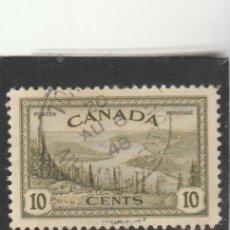 Sellos: CANADA 1946 - YVERT NRO. 220 - USADO - FOTO ESTANDAR. Lote 186202488