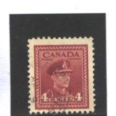 Sellos: CANADA 1943-48 - YVERT NRO. 209 - USADO - FOTO ESTANDAR. Lote 186202603