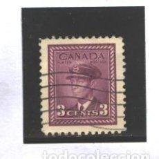 Sellos: CANADA 1943-48 - YVERT NRO. 208 - USADO - FOTO ESTANDAR. Lote 186202647