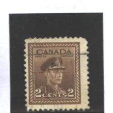 Sellos: CANADA 1943-48 - YVERT NRO. 206 - USADO - FOTO ESTANDAR. Lote 186202721