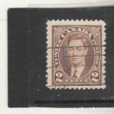 Sellos: CANADA 1937 - YVERT NRO. 191 - USADO - FOTO ESTANDAR. Lote 186202852