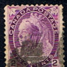 Sellos: CANADA // YVERT 64 // 1898-03 ... USADO. Lote 190738215