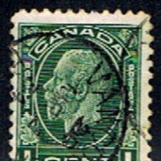 Sellos: CANADA // YVERT 161 // 1932-33 ... USADO. Lote 190739170