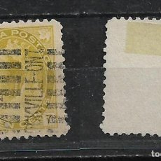 Sellos: CANADA 1902 SCOTT 81 A32 7C OLIVE YEL 20.00 - 15/28. Lote 192725608