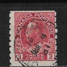 Sellos: CANADA 1924 SCOTT 130 - 15/28. Lote 192762227