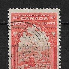 Sellos: CANADA 1927 SCOTT E3 - 15/31. Lote 192833103