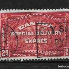 Sellos: CANADA 1930 SCOTT E4 - 15/31. Lote 192833208