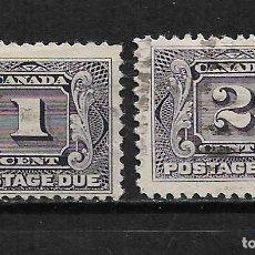 Sellos: CANADA 1906-28 USADO - 15/32. Lote 192944827