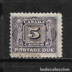 Sellos: CANADA 1906-28 USADO - 15/32. Lote 192944863