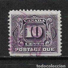 Sellos: CANADA 1906-28 USADO - 15/32. Lote 192944900