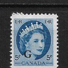Sellos: CANADA 1955 * - 15/32. Lote 192945752