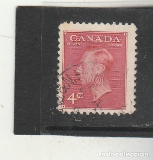 CANADA 1951 - YVERT NRO. 239A - USADO - FOTO ESTANDAR (Sellos - Extranjero - América - Canadá)